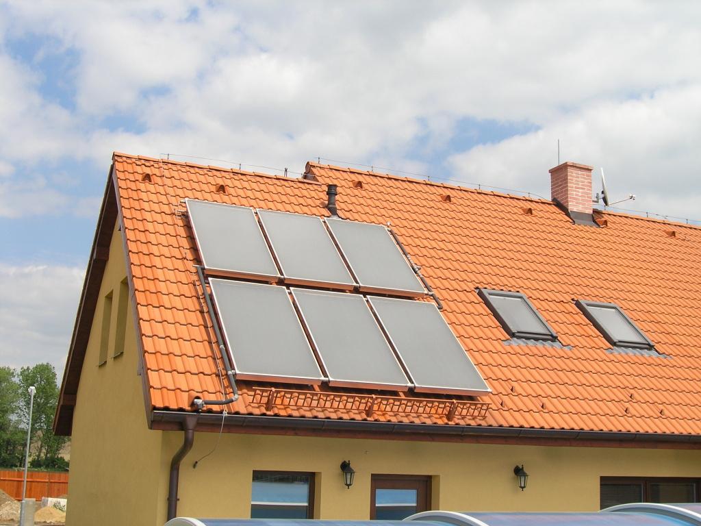 solární panely Jaroměřice